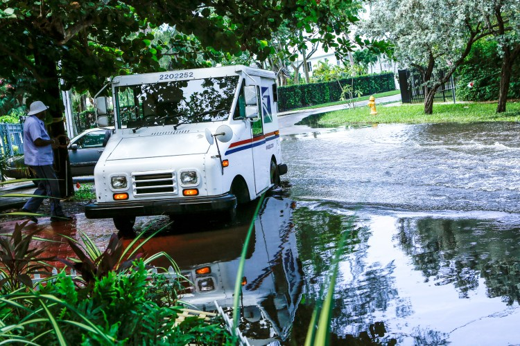 Faster Rising Seas Projected for Florida