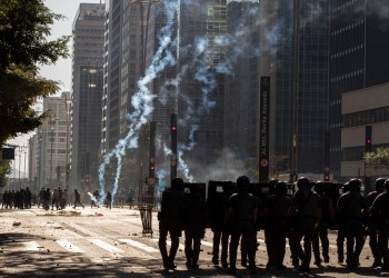 Anti-Racism Protest Turns Violent in Brazil