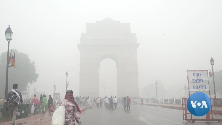 Doctors Warn of Pollution's Impact on Health in New Delhi