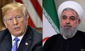 Image result for President Trump against Iran