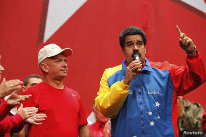 Spain at Odds With US on Venezuela's Former Spy Chief