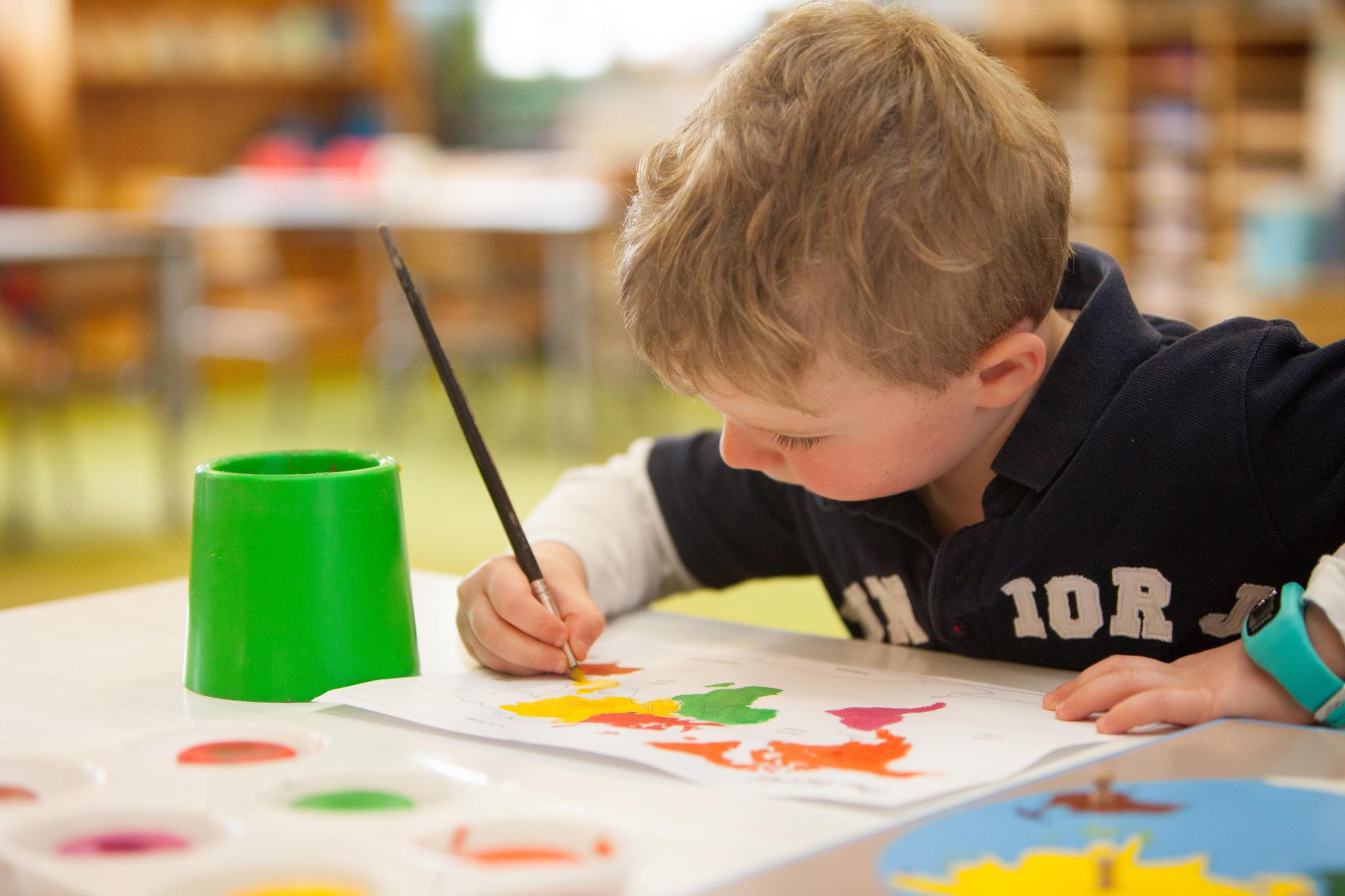 Home Montessori Kids