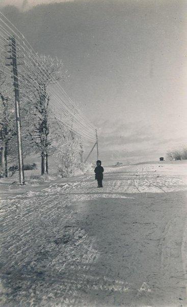 07.01.1929 Keila kirikla juures Paldiski ja Haapsalu maantee ristmikul Viktor Köögardal