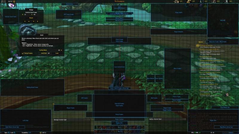 Player Frame Elvui | Framebob org