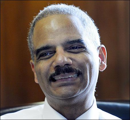 Obamas Attorney General Eric Holder