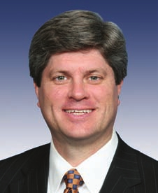 Congresista Jeff Fortenberry por Nebraska