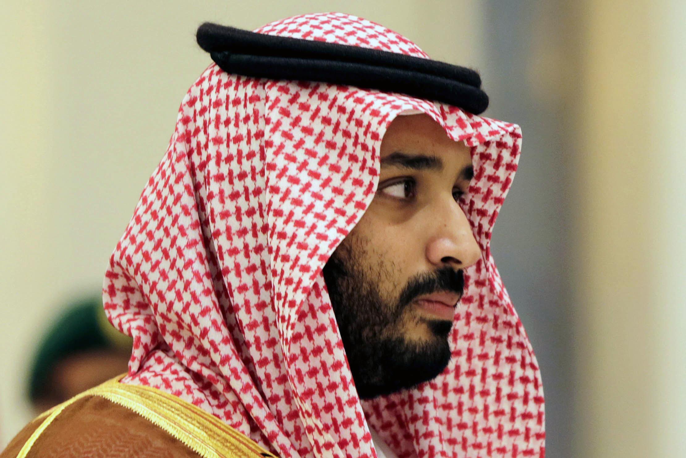 Αποτέλεσμα εικόνας για Mohammed bin Salman