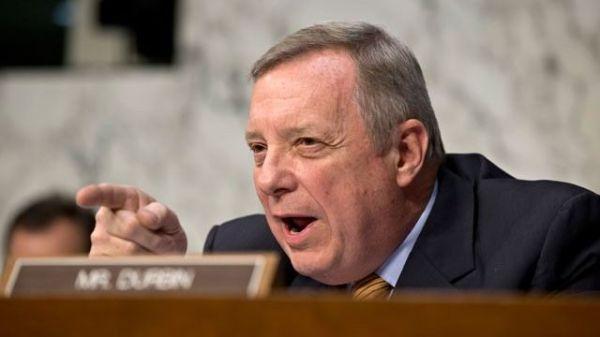 Sen. Dick Durbin pays female staffers $11K less than men ...