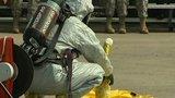 US Anti-Chemical Battalion Returns to SKorea