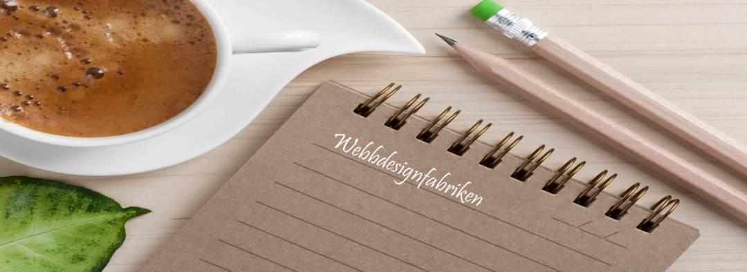Webbtexter för din hemsida