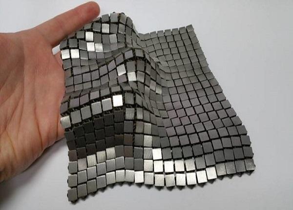 NASA: sviluppato il tessuto metallico multiuso del futuro