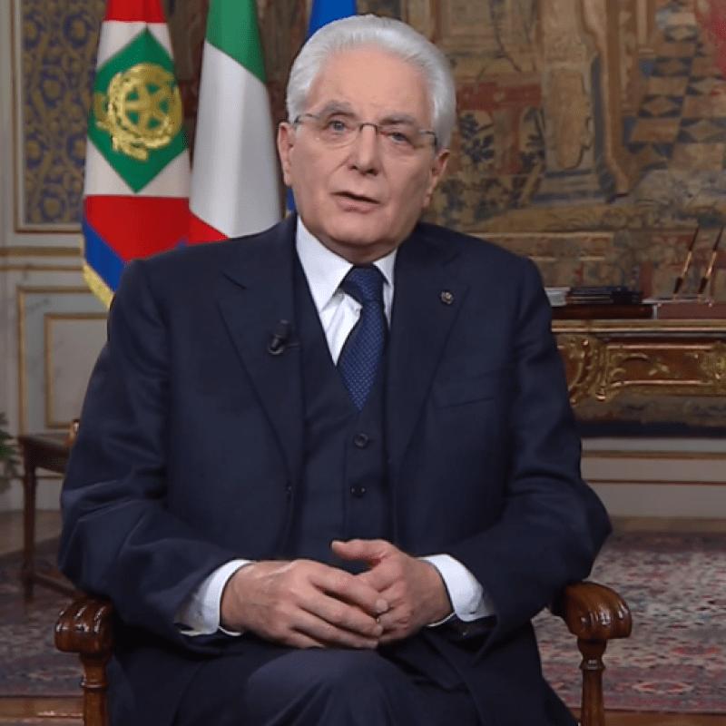 Discorso di fine anno 2020 Presidente Mattarella ~ Webmagazine24