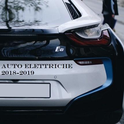 Auto Elettriche 2018-2019