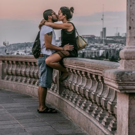 Un bacio a San Valentino