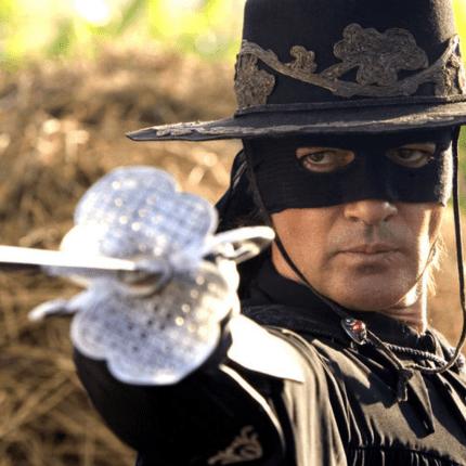 Zorro festeggia 100 anni