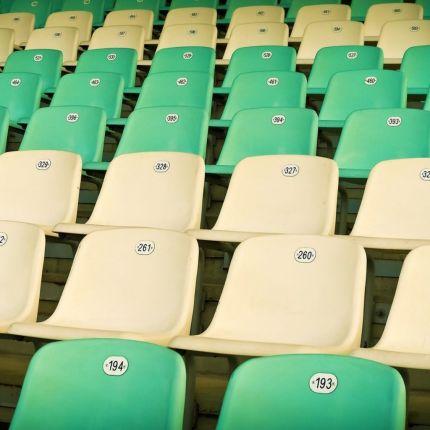 Seggiolini allo stadio green