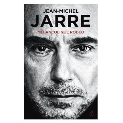 Jean-Michel Jarre biografia copertina