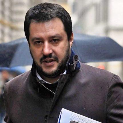 Salvini non governerà con Renzi e Zingaretti