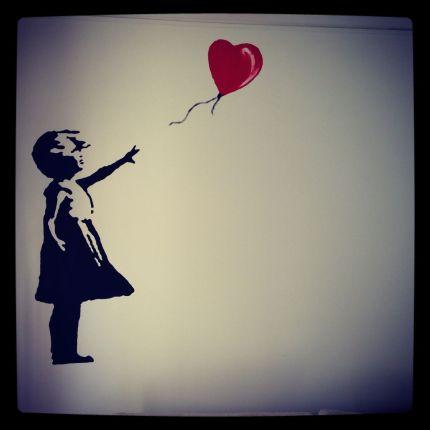 ultima opera di Banksy