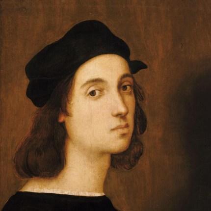 Raffaello Sanzio moriva 500 anni fa foto