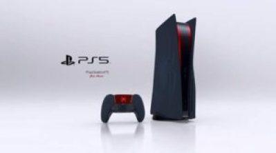PlayStation 5 spidey