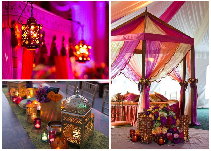 Would You Try These Moroccan Wedding Decoration Ideas At