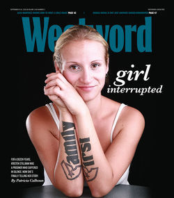 "Our September 9, 2010 cover. Read that cover story here: ""Kristen Stillman puts her family first. That's why she's letting her four kids go."""