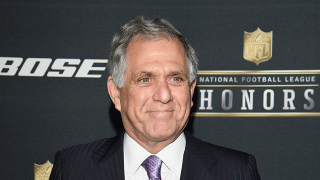 Moonves' negotiated exit shows power of #TimesUp