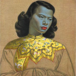 Review: Vladimir Tretchikoff's Shades of Blue