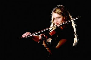 Talisa Symons played at recent Nederburg Concert