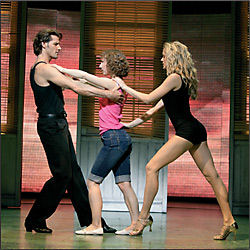 Dirty Dancing on stage Cape Town