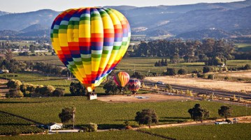 Hot-air-ballooning