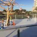 Kids Outdoor Ice Rink