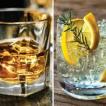A Full Blown Affair with Whisky & Gin