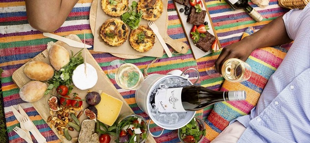 Summer Picnics at Nederburg Wines