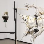 Wim Botha's Heliostat at Norval Foundation