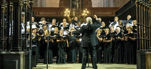 Ihlombe! South African Choral Festival
