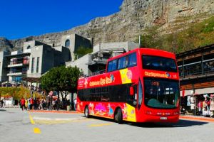 City Sightseeing - Red Bus is Back