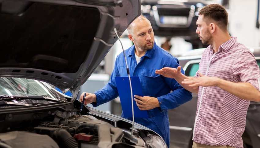 Talk To A Mechanic Communication Is Key To A Good Experenice