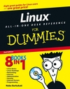 Linux All-in-One Desk Reference For Dummies, 2nd Edition