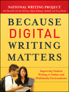 because digital writing matters cover