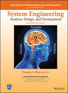 System Engineering Analysis  Design  and Development  Concepts     System Engineering Analysis  Design  and Development  Concepts  Principles   and Practices  2nd Edition