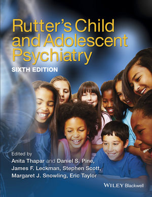Cover of Rutter's Child and Adolescent Psychiatry