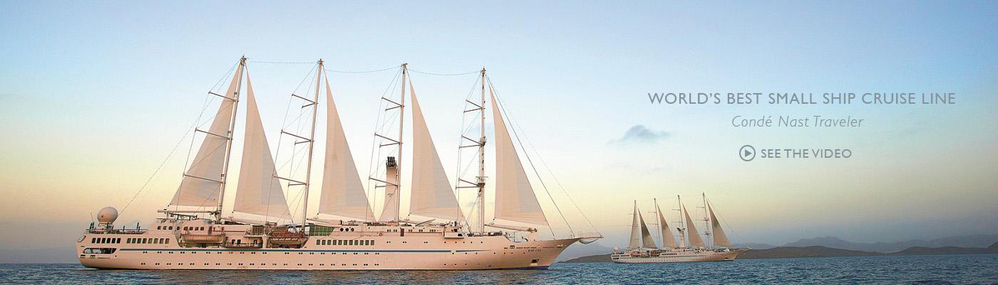 Yacht Cruises Global Private Sailing Windstar Cruises