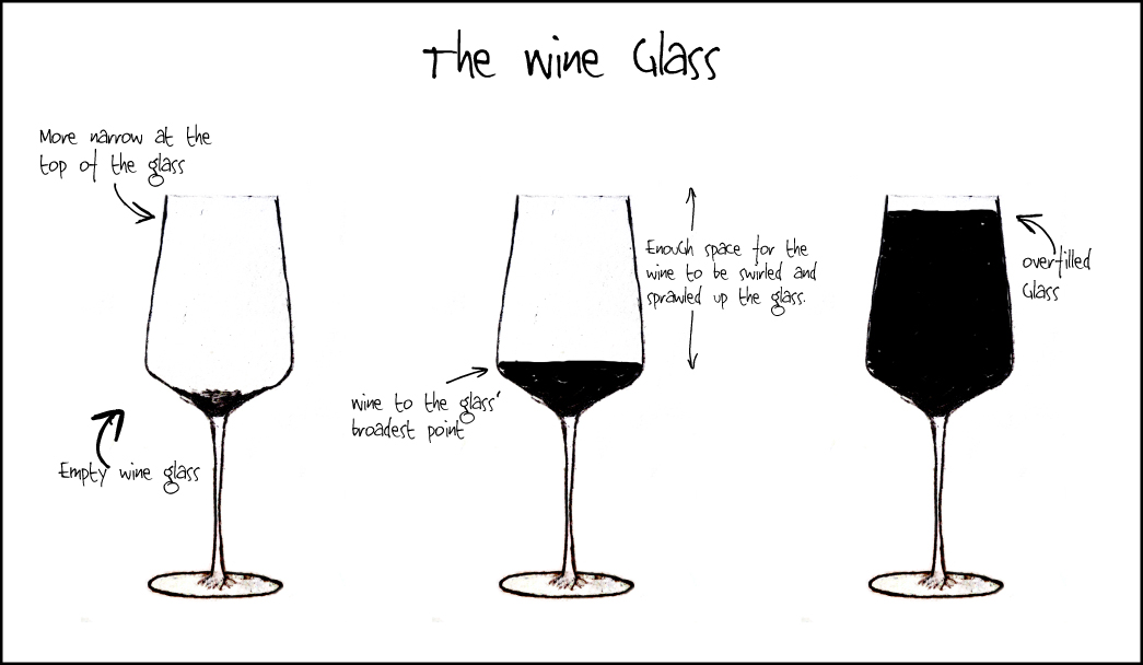 the importance of a wine glass wine folly