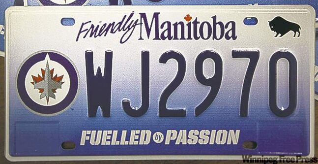 More custom Winnipeg Jets license plates will go on sale after an initial run of 20,000 sold out in eight days.