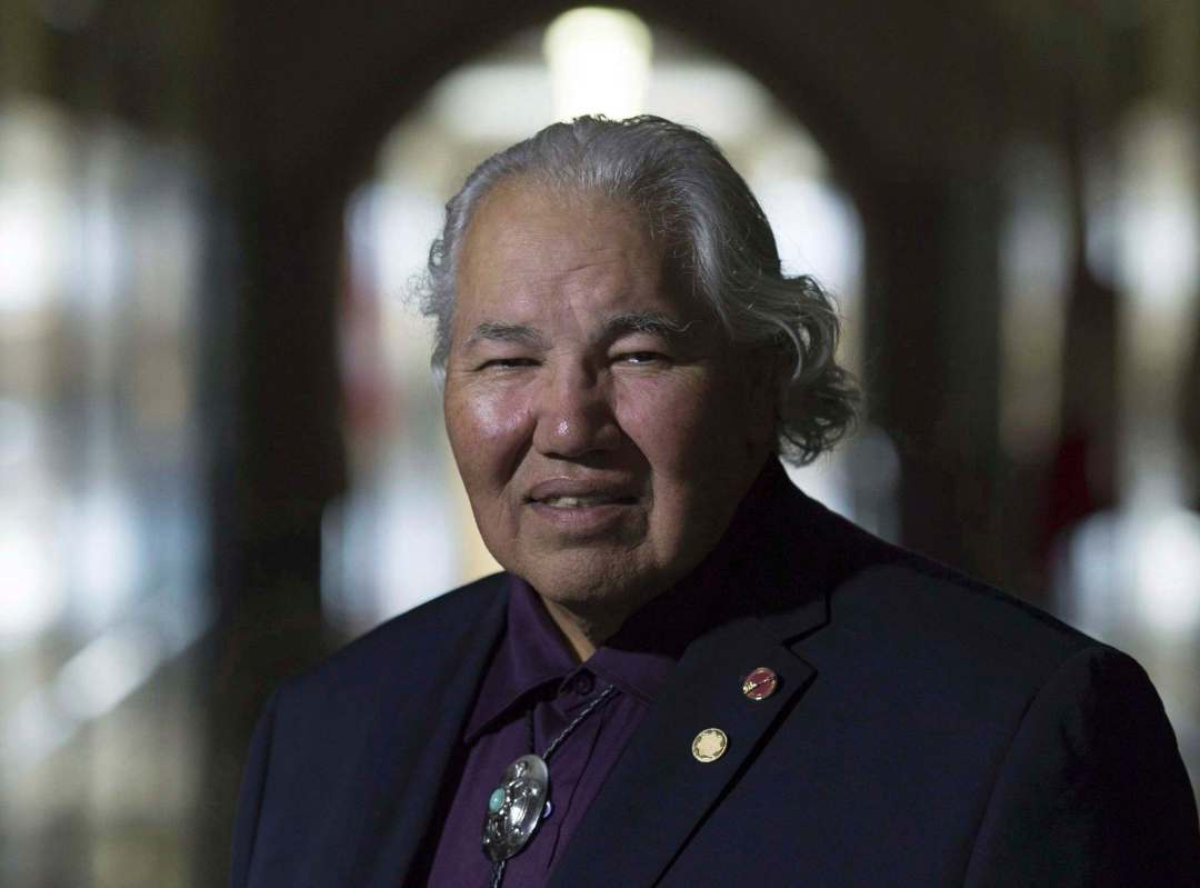 ADRIAN WYLD / THE CANADIAN PRESS FILES</p><p>Sen. Murray Sinclair, is chairman of the Truth and Reconciliation Commission</p>