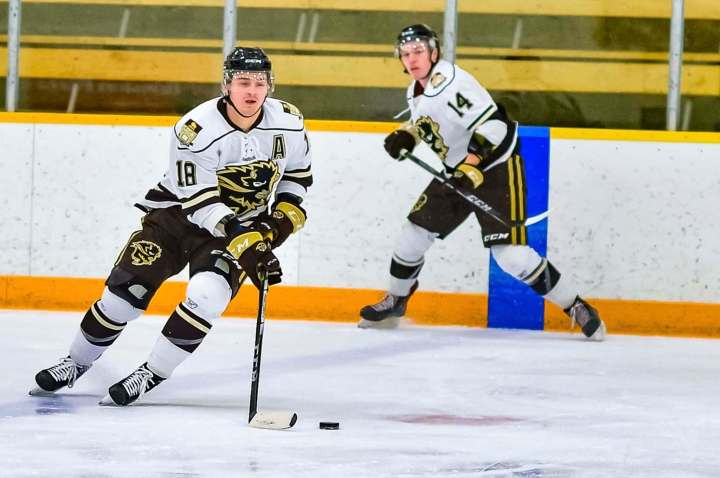 St. Croix playing for love of the game - Winnipeg Free Press