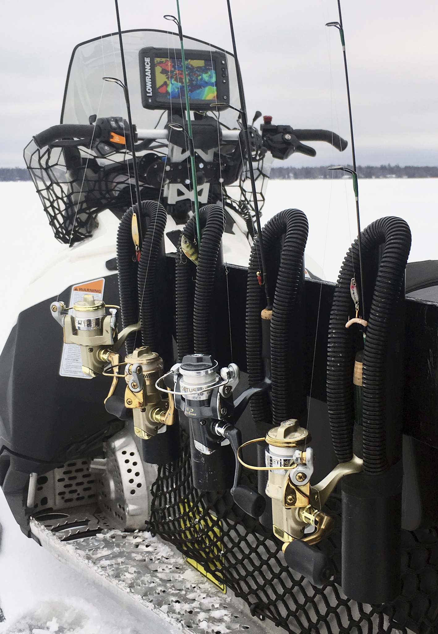 cold weather fishing worth the hardship
