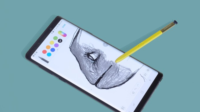 Samsung Galaxy Note 9 Review A Great Phone Blighted By Bixby Wired Uk